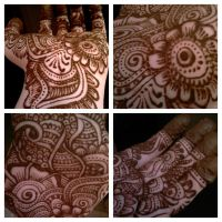 Mehndi by SycoticView