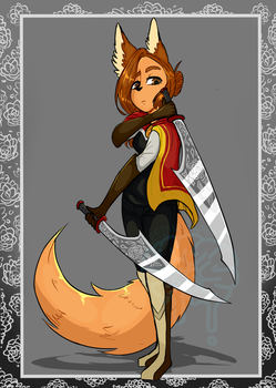 The Honor Of A Warrior by PanatuEsmeralda4264