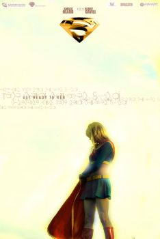 Supergirl movie - fan poster 3 by Imperium-Hero