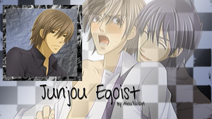Wallpaper: Junjou Egoist by AlexaYaoiGirl