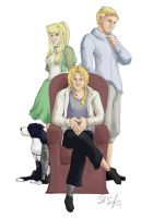 Let's Draw FMA - my entry by aioliveu