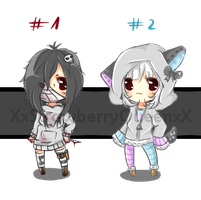 ::10 Points Adoptables Auction #1 [CLOSED]:: by XxStrawberryQueenxX