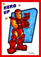 Super Hero Squad: Iron man by EJJS