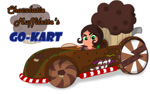 Sugar Rush Go-Kart Competition entry by ertyez