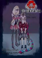 Story of Revenge Chapter 1 [Cover] by GothicLolitaPL
