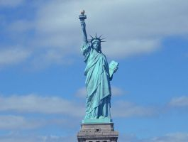 Statue of Liberty by VintageWarmth