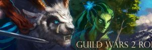 Guild Wars 2 Site Banner by Mudora