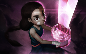 Connie of the sword by DCLzexon