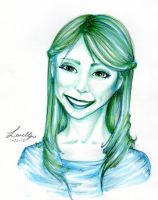 Portrait by Smileyface102g