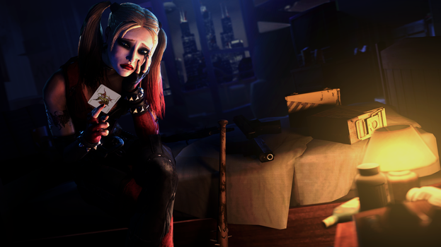 I miss you Puddin by The-Combine