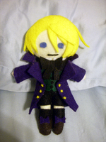 Alois Trancy Plushie - KS II by daniboy01