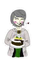 Happy Unbirthday to Webchow by SHADOW-HEART130