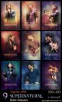 SPN - VegasCon 2014 (Mobile Wallpapers) by lilyanjudyth