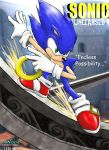 Sonic Unleashed - Full Color by Tanooki128