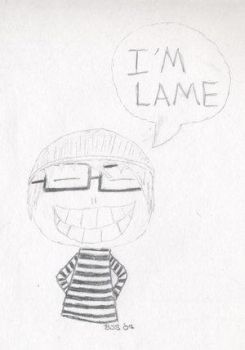 Mikey Way Lame Never by Killer-MCR-GD-Lovers
