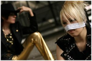 Reita Ruki cosplay SHADOW 3 by AyaItachi