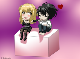 Death Note: Return of the OTP! by itanatsu-chan
