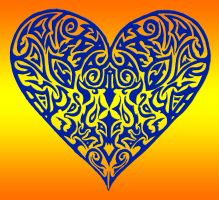 Heart Lines by greenwalled1