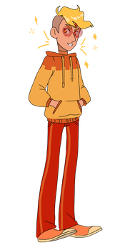 now dave also has a gemsona bc im trash by colorwonders
