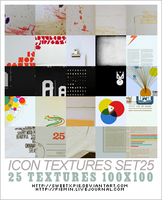 Icon Textures set 25 by sweetxpie