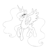 She's Purdy (in Progress) by Morphississ