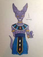 Lord Beerus by SPC5297