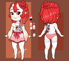 Custom: TheCupcake-Queen by MaryLittleRose