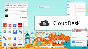 CloudDesk Online Desktop - v6.0 by DaKoder
