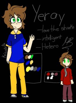 Yeray Ref 2017 by krisuArts