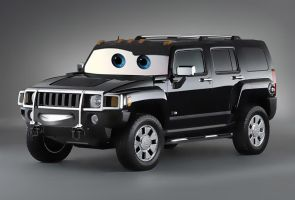 Lebron the Hummer by Darthpickle