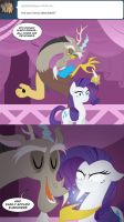 Discorderly - Horns by peachiekeenie