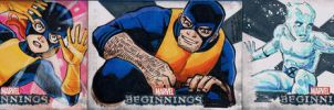 Marvel Beginnings 2 Uncanny X-Men by KidNotorious