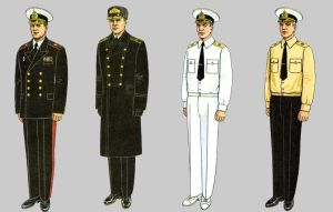 Soviet Army Uniforms 35 by Peterhoff3