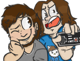 Game Grumps! by musicaall