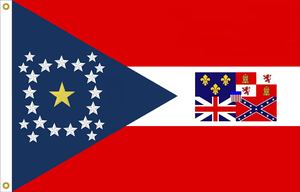 Alabama State Flag Proposal  By Stephen R. Barlow by DesertStormVet