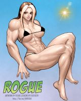 Rogue by elee0228