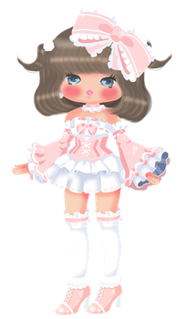 Fairy Doll's outfit 4 by kawaiiprincess2