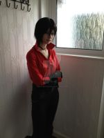Ada Wong RE6 Cosplay by MasterCyclonis1