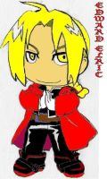 Edward Elric by Randomnessicity