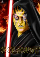 Lord Goldust by Roselyne777