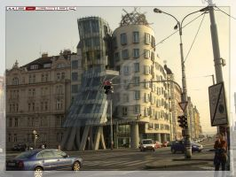 Dancing House by madiO