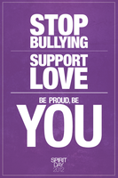 Be You - Spirit Day 2012 by kevinkidwell