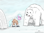 Denizens of the Frozen North (ATG IV - Day 3) by HalflingPony