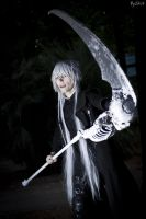 Undertaker, goodbye life by hakucosplay