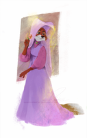 Maid Marian by sycamoreleaf