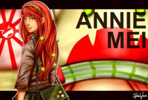 ANNIE MEI - for dCTb by ReneeViolet