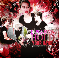 +I wanna hold your hand by proudlybelieber