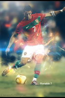 New LooK Design CR7 by MostafaGFX