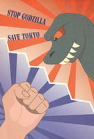 Fight Godzilla 40's Propaganda by Warbot40