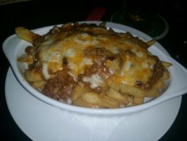 Chili Cheese Fries by nosugarjustanger